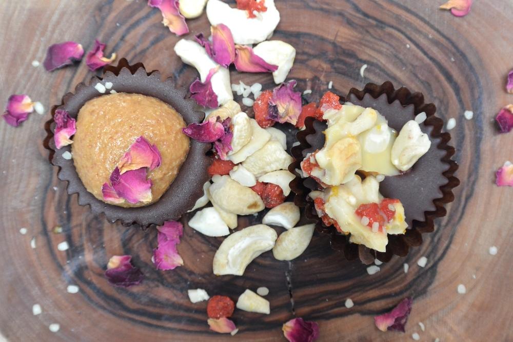 Raw Chocolate at Tanya's