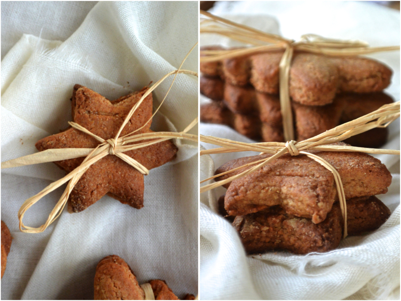 Christmas Gingerbread Cookies | The Herb Diaries