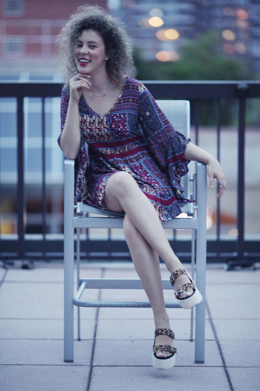 Dress: LF Stores