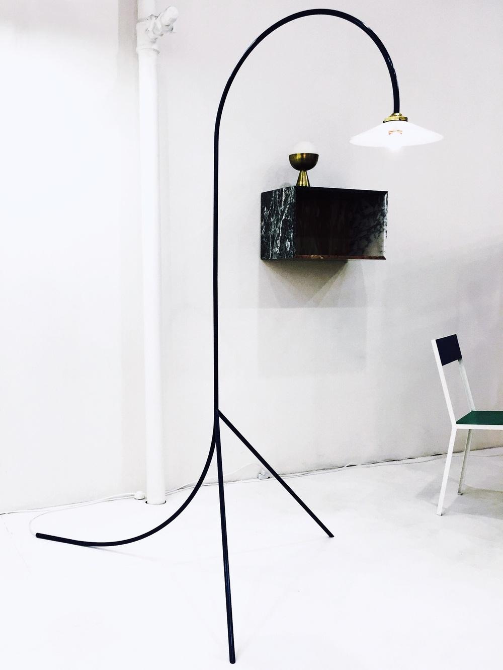 standing lamp No. 1