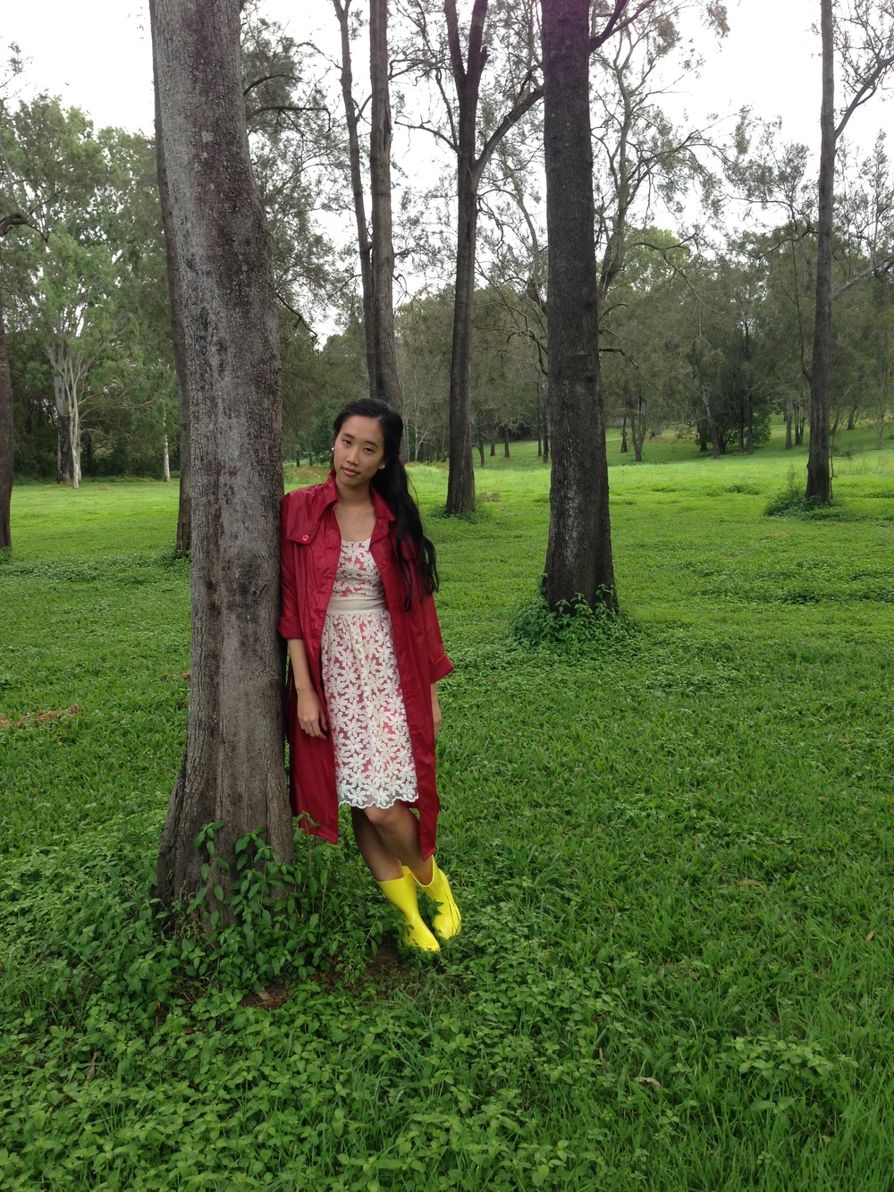 GUMBOOTS May 2013