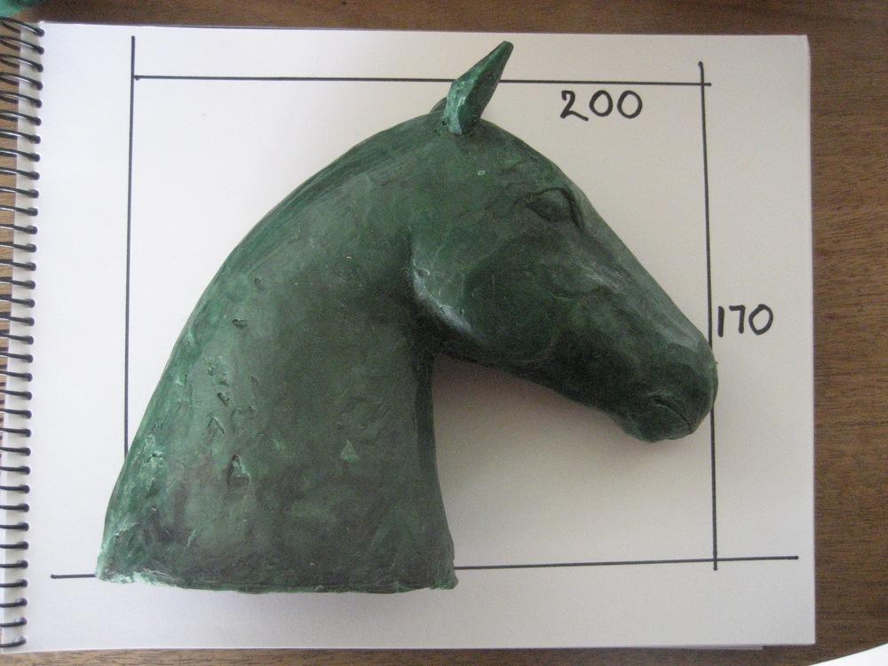 Casting Model in Wax