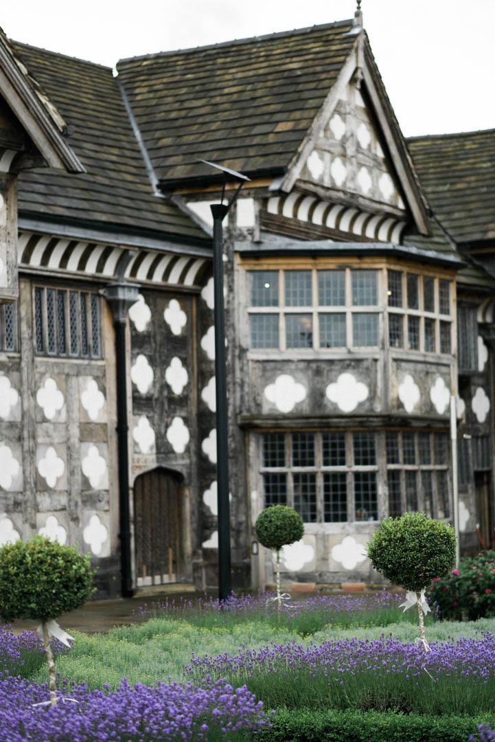 Ordsall Hall Salford Wedding Venue