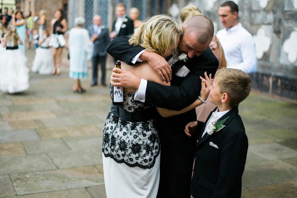 Hug it Out Ordsall Hall Wedding Venue