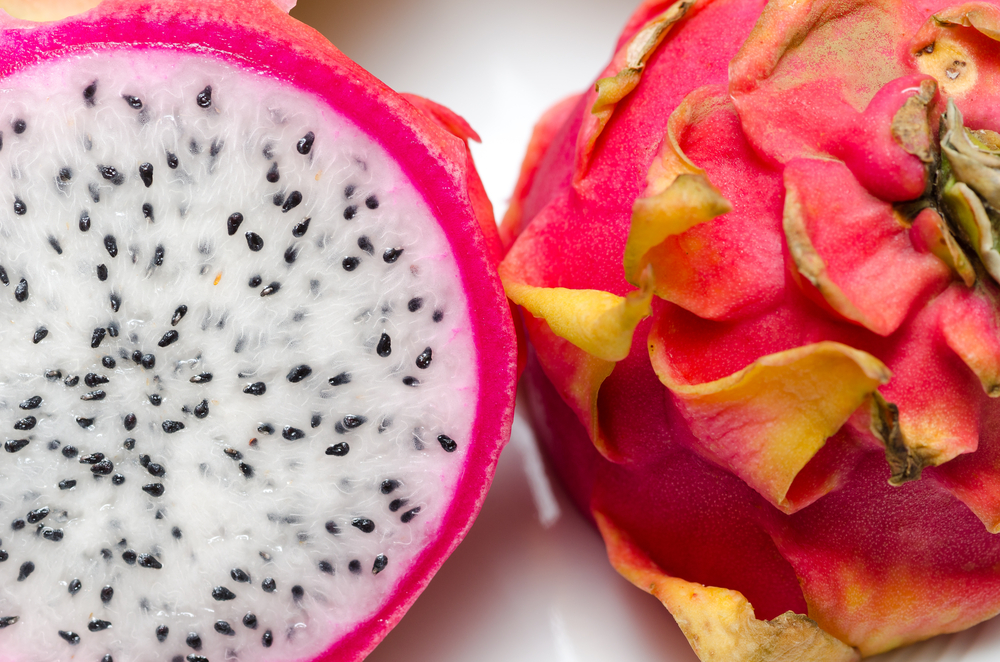 The Pitaya Fruit