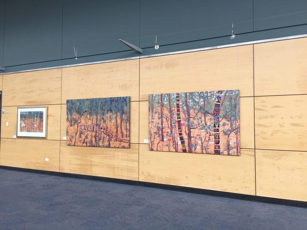 MPAC hanging of Brendond Darby Fairbridge Festival paintings copy.jpg