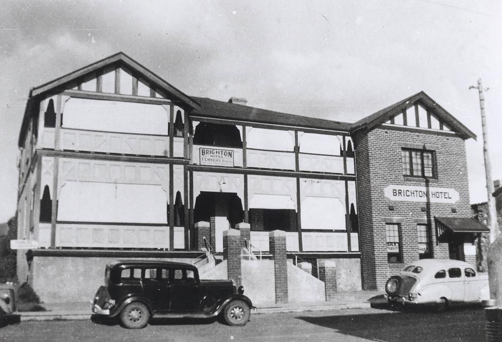 The Old Brighton Hotel