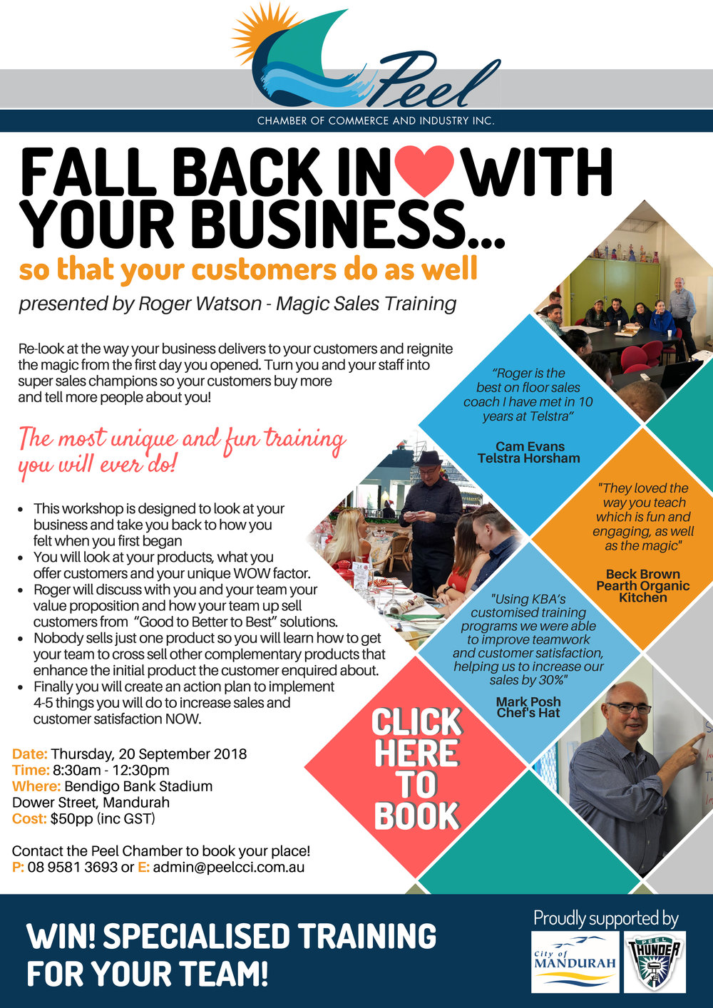 Copy of How to fall back in love with your business... so your c