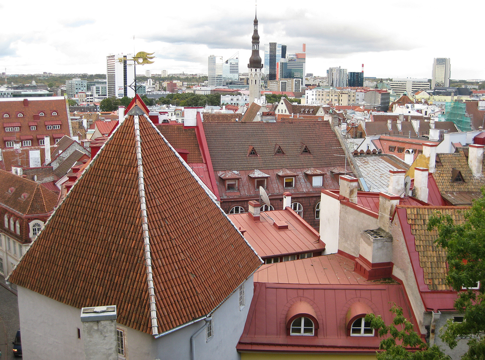 Kristina Paabus, Estonia