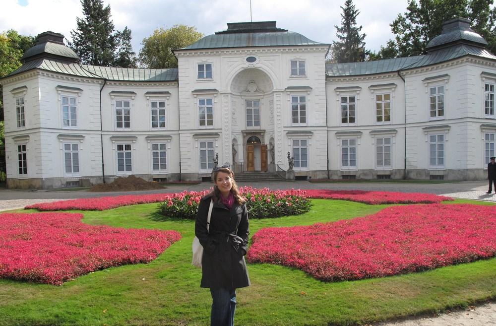 Monica Ogrodowski, Poland
