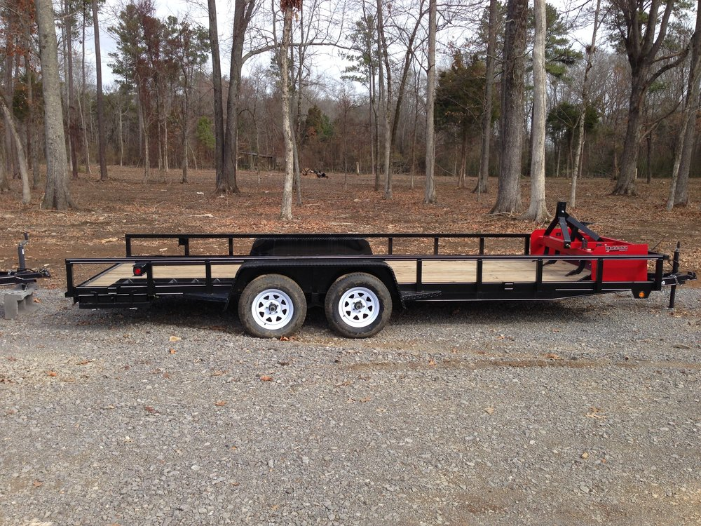 Need a good trailer? We've got you covered!