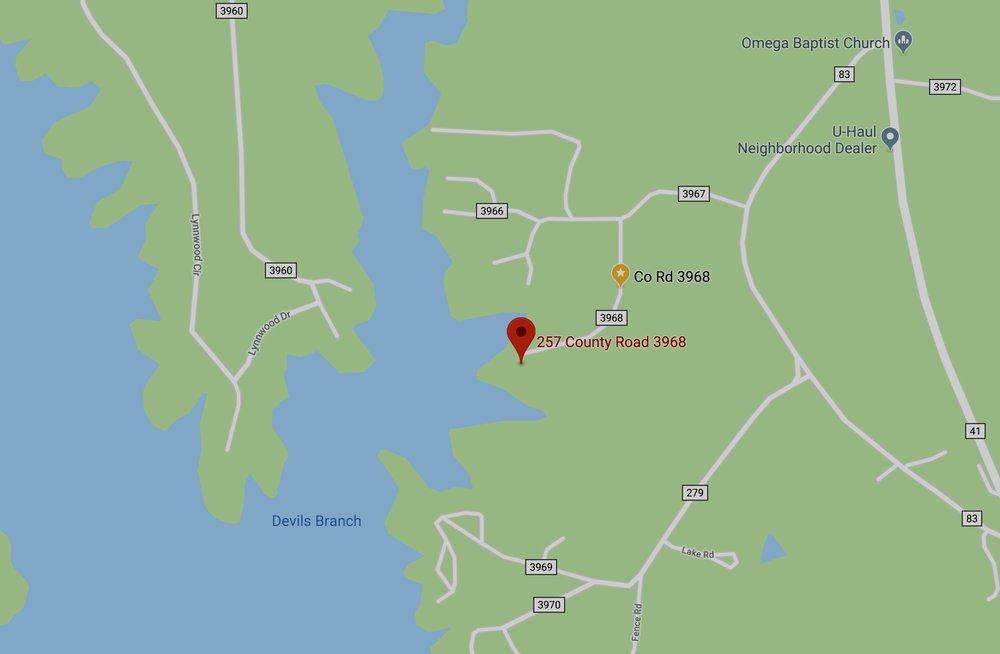 Fredricks on Smith Lake - 257 County Road 3968Arley, AL 35541
