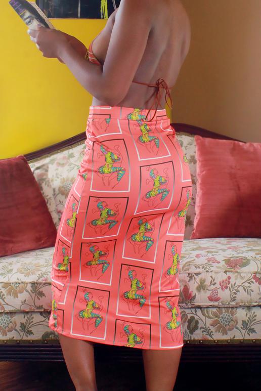 midi skirt - upon her thrown - salmon 1.png