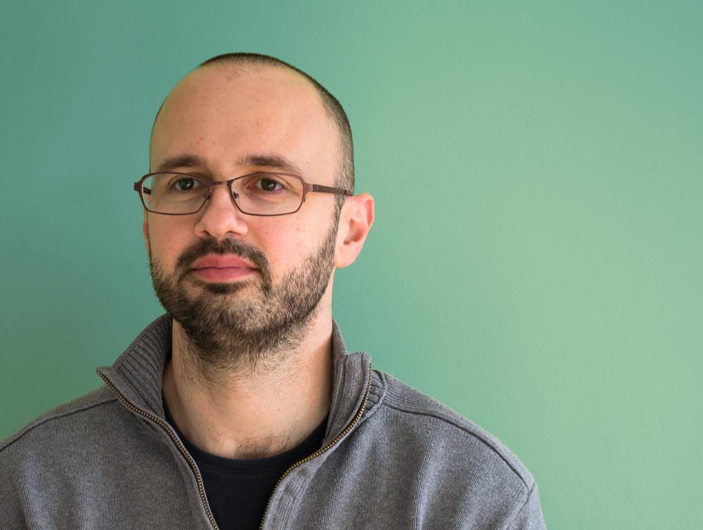 Creative Director, Richard Parish