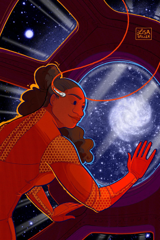 Illustration for Project Mythos