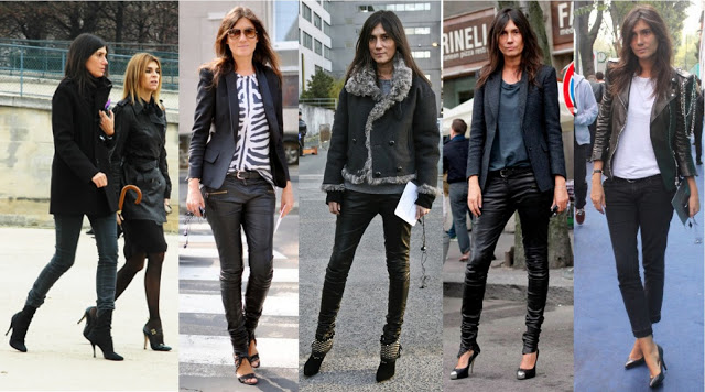 Emmanuelle Alt Editor of Vogue Paris