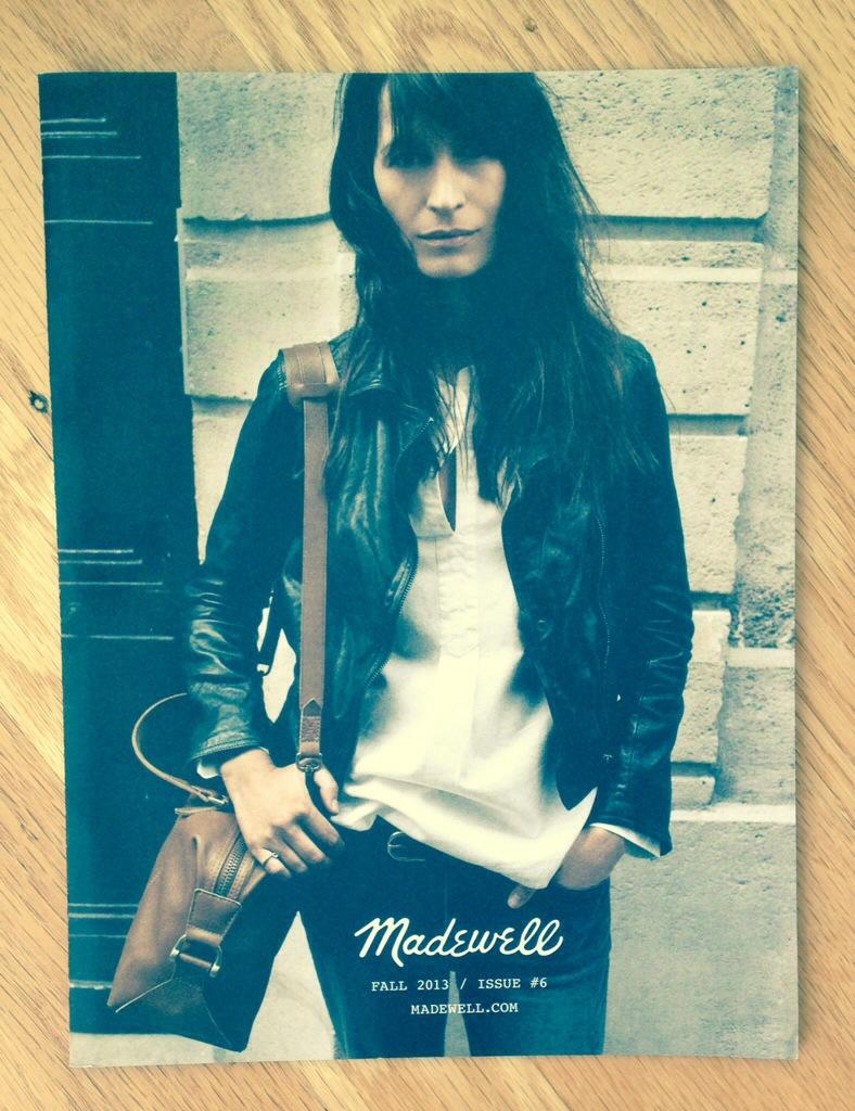 madewell leather moto