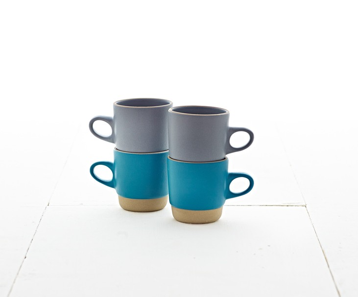 heath seasonal mug set