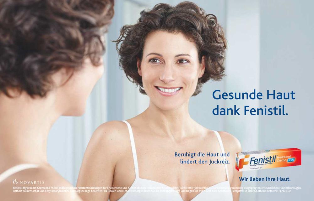 Client: Fenistil (Novartis) Agency: Saatchi & Saatchi