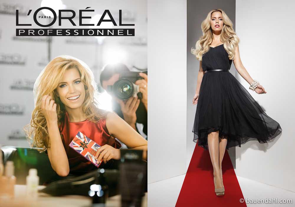 Client: L'Oréal Professionel Photographer: Martin Bauendahl
