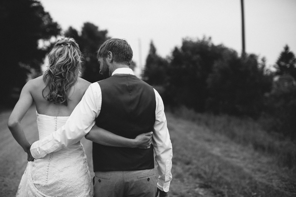 Matt + Ellie - An Alexandria MN Wedding