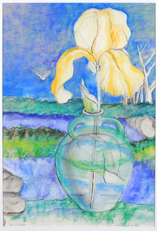 Iris and Island