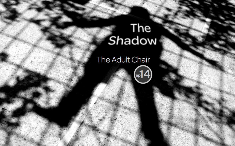 The Adult Chair Podcast 14 The Shadow