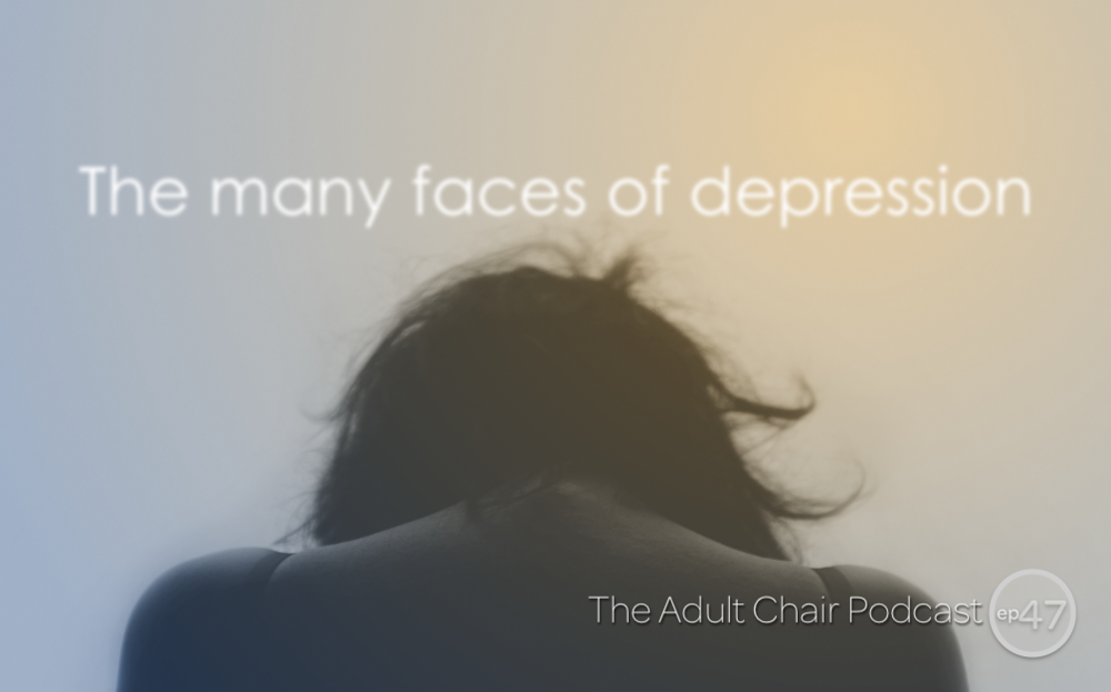 Michelle Chalfant The Adult Chair Podcast