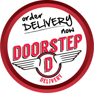 *minimum of 24 hrs notice / 10 person minimum/ drop off by Doorstep Delivery