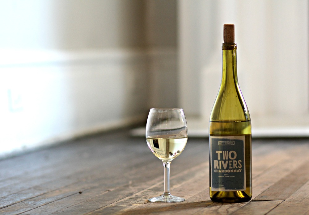 Two Rivers Chardonnay  |  2014