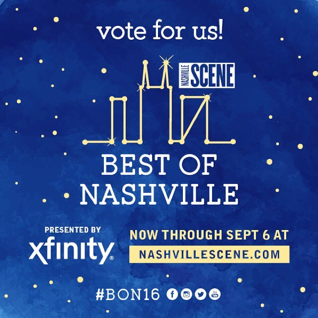 "VOTE FOR US for Nashville's ""Best Caterer"" now until September 6th! {Link in bio} #BON16  @nashvillescene  #bestofnashville #nashvillescene #contest #catering #nashvillecatering #8lavenderlane #nashville #nashvilletn #august #nashvillefood #foodie #chef #weddingcatering #nashvillechef"