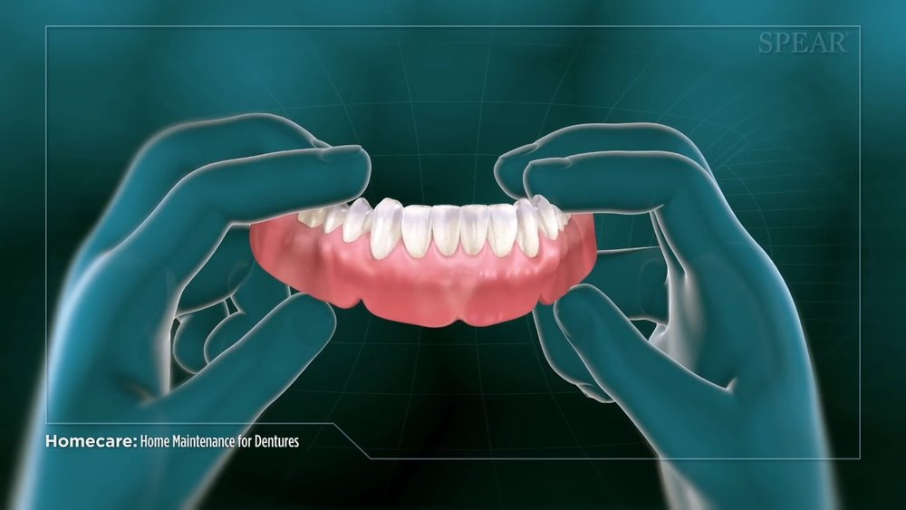Denture Maintenance