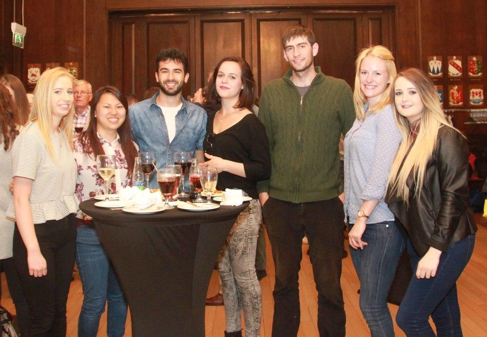Our wonderful team of interns.
