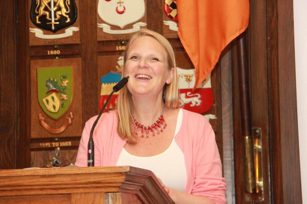 Nina Arwitz, CEO Volunteer Ireland