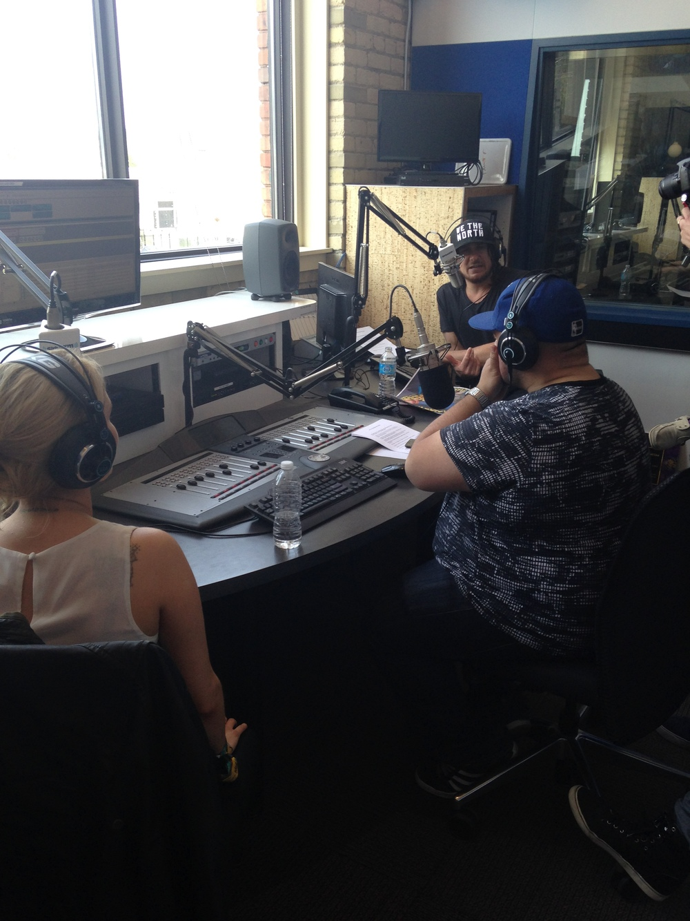 Sirius XM Interview