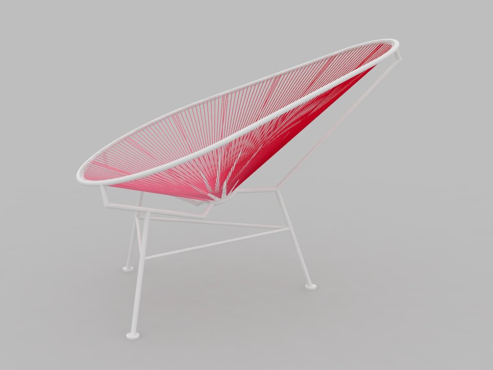 NODO Chair, Affordable Art Fair, Special Edition