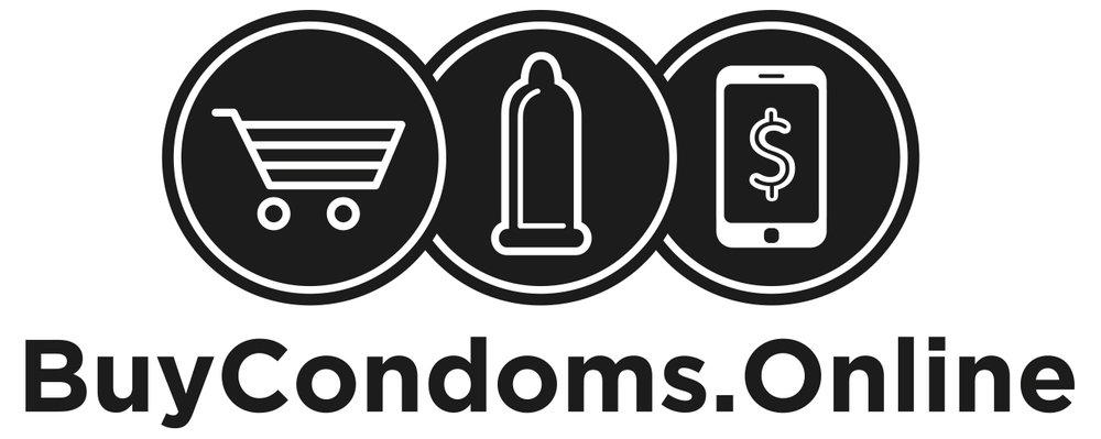 BuyCondoms.Online Logo - ecommerce site