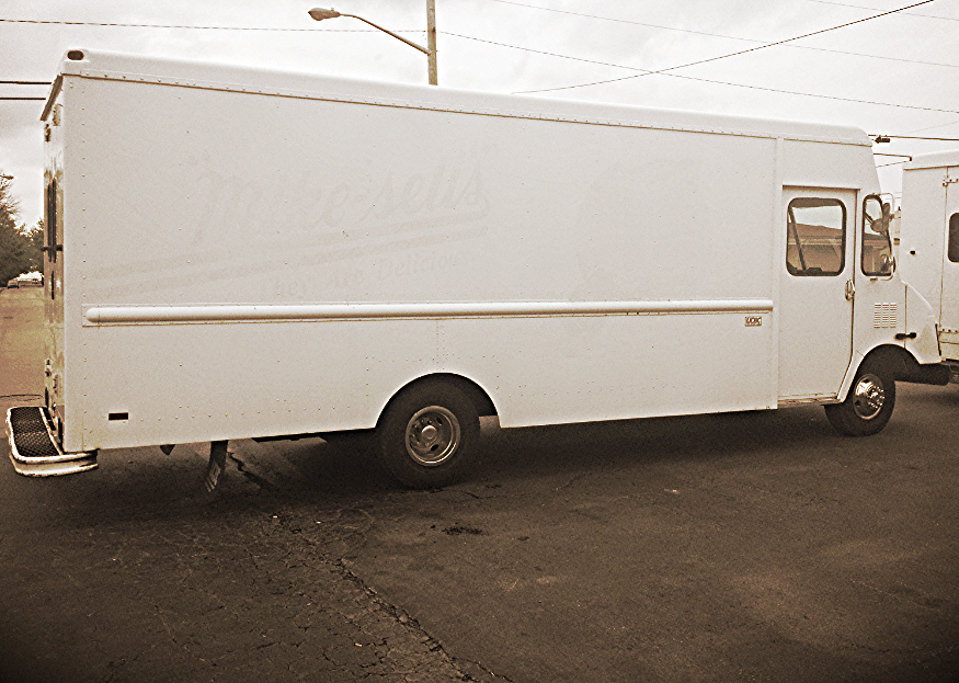 Two years later and countless spirited jam sessions...we purchased a 'Mikes-Sells' potato chip truck! The endless possibilities working with a blank canvas set us into visual splendor. We began making MOMENTS of MEMORIES too precious to pass up. WE invite you to take this scenic route with us. xo