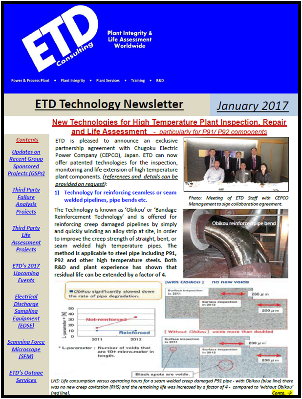 Click here to access the newsletter
