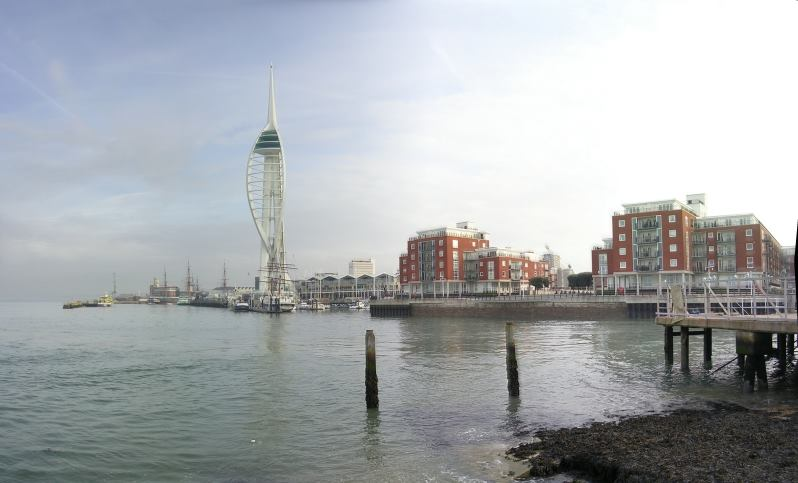 Conference Surrounding Area, Portsmouth, UK