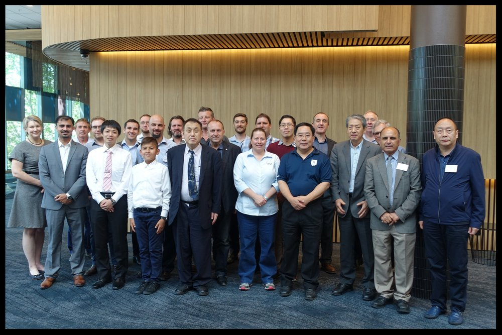 Training Course & Conference: P91 Steel - Int. Industry & Plant Experience, Australia, Oct 2017