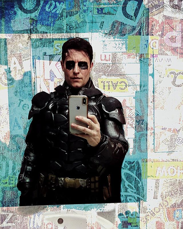 My whole life I've learned to transform pain into passion. It will certainly be the death of me one day, but it will not be in vain🦇 #batman #brucewayne #superheroes4hire #painintopassion