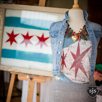 Show your Chicago Pride