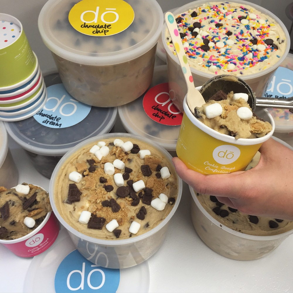 Cookie Dough Tubs
