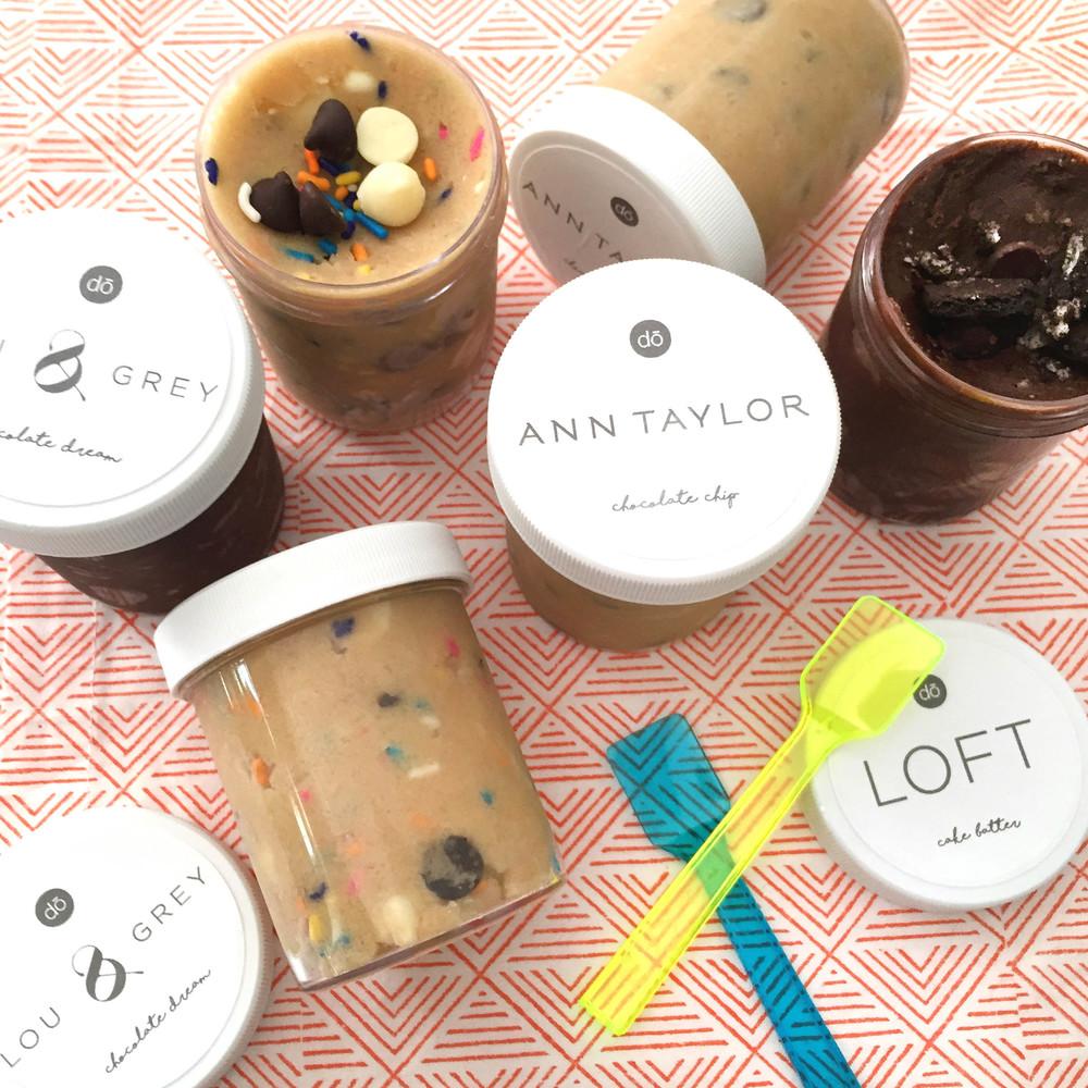 Branded 4oz Jars