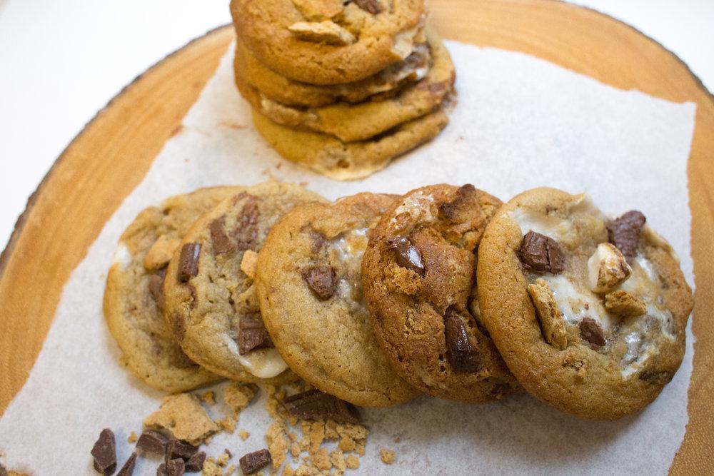smores-edible-cookie-dough-cookies