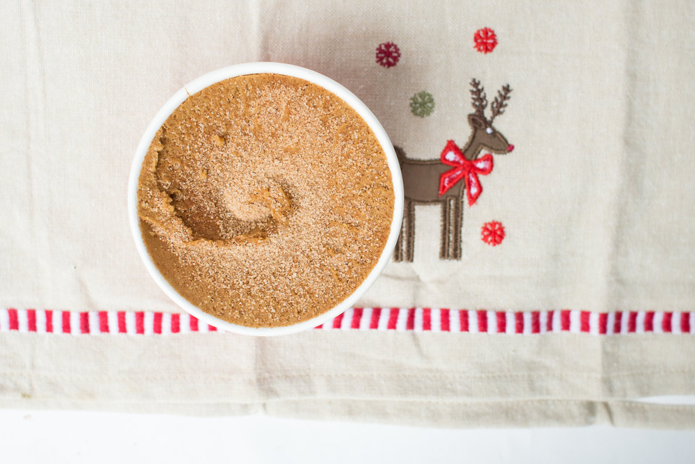 Gingerbread-dough