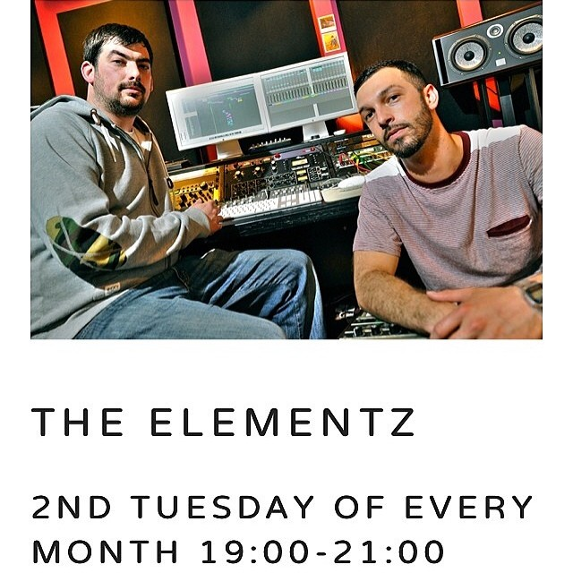We are very pleased to welcome these guys to the station! Every 2nd tuesday 7-9pm @theelementz #roguefm