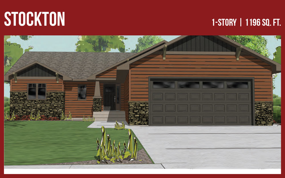 StoneMill Home Plan Stockton