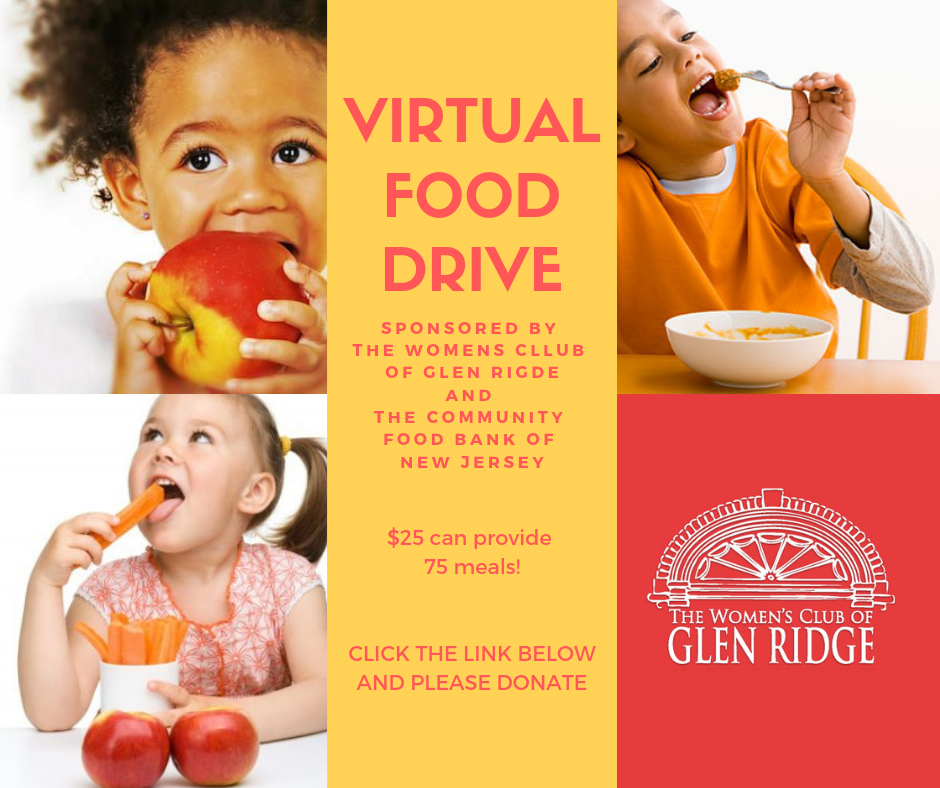 Virtual Food Drive 2018-2019 Glen Ridge Women's Club.png